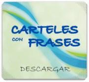 Carteles con Frases